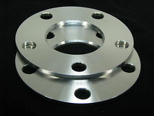 2 | 10MM | 5X4.5 | HUB CENTRIC | FORD MERCURY FLAT WHEEL SPACERS SPREADERS| 5LUG