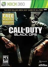 Call of Duty: Black Ops  (Xbox 360, 2010) - DISC ONLY