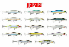 "RAPALA SHADOW RAP 11 RIP BAIT 4 3/8"" select colors"