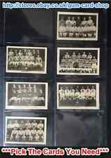 The Magnet Library Football Teams 1922/1923 ***Pick The Cards You Need***