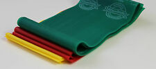 TheraBand Resistenza Band THERA-BAND Luce Set giallo / rosso / verde Sport PHYSIO