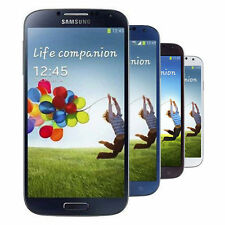 Samsung Galaxy S4 SCH-i545 16GB Verizon + Unlocked Black White Blue Brown