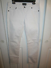 GLAM CITY ROCKERS WHITE JEANS WITH DEFECTS DIFFERENT SIZES TO CHOOSE FROM