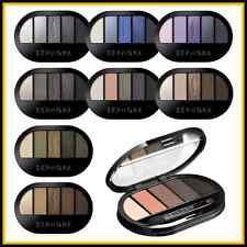 Sephora Colorful 5 Eyeshadow Palette Makeup KIT SET BOX Professional Eye Shadow