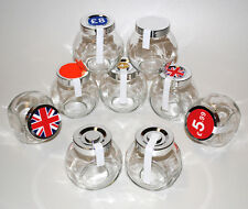 Tamper Proof Security Seals / Labels / Stickers - Ideal For Chutney Jars