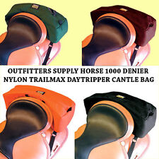 OUTFITTERS SUPPLY HORSE 1000 DENIER NYLON TRAILMAX DAYTRIPPER CANTLE BAG