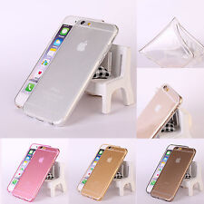 New Ultra Thin Light Clear Soft Gel TPU Silicone Case Cover For  Phone 6