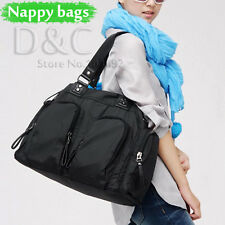 Brand Baby Diaper Nappy Changing Bag Mummy Tote Handbag Shoulder bags Waterproof