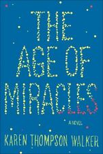 The Age of Miracles by Karen Thompson Walker (2012, Unabridged) 7 CDs