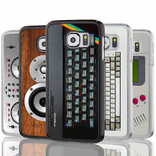 Retro Gadget Phone Case Collection for the Samsung Galaxy Range Geeky Cover