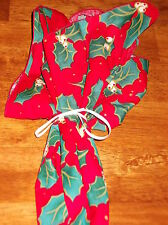 Christmas or Winter Square Cloth Napkins - Set of 4