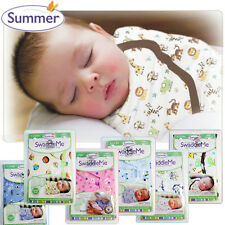 New newborn diapers Swaddleme summer organic cotton infant thin baby wrap