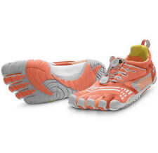 2015 Outdoor Women's Sports Five 5 Finger Shoes Toes Barefoot trainers Orange B3