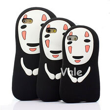 Cute Lovely Cartoon Ghost Monster Soft Silicone Case For iPhone 5S 5C 6 /6S Plus