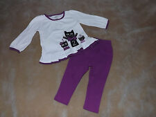 Gymboree Purrfectly Fabulous line 2013 outfit 12-18 months