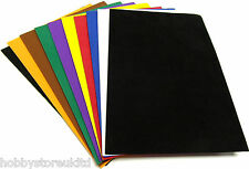 A4 Funky Foam Sheets Crazy Foam Sheets Craft Coloured Foam Sheets Choose Colour