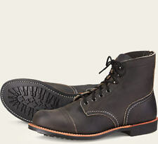 Red Wing 8116 Iron Ranger Charcoal Rough & Tough
