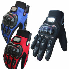 Pro-Biker Motorcycle Motorbike Motocross Fiber Cycling Bike Racing Gloves M L XL