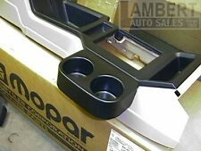 1984-1996 Jeep Cherokee Comanche Console Cup Holder New OEM