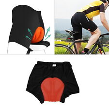 Men  Bicycle Cycling Bike Short Underwear Pants Gel 3D Padded Coolmax NEW S3