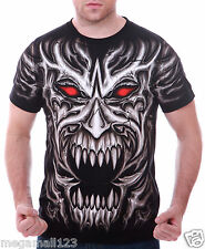 Rock Eagle T-Shirt Limited Edition Tattoo E59 Sz M L XL XXL 3XL Biker Skull D1