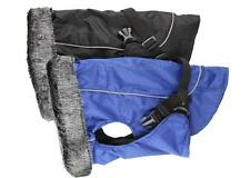 Dog Coat for Large Dogs - Sizes M to 3XL -Waterproof with Warm Fleece Lining