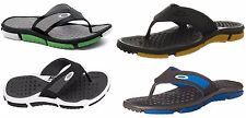 Oakley Mens CRATER Sandals Flip Flops Sizes 6 from 14, 4 Colors - NEW