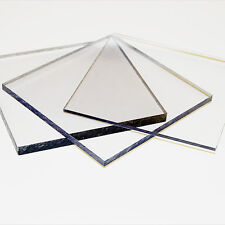 Polycarbonate Solid Sheets 2 - 12mm Thickness Cut to Size