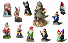 NEW ~~ Naughty Garden Gnomes ~~ Massacre Game of Thrones Statue ~~ FREE SHIPPING