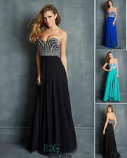 2015 beaded evening dress cocktail Formal Party Prom Ball Gown Bridesmaid dress