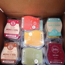 Scentsy Bars 3.2 oz wax scents BBMB and others ~ Brand New ~ FREE SHIPPING!