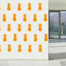 Pineapple  Removable wall stickers Vinyl decal for home or kids room or nursery