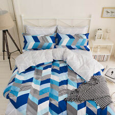 M268 Duvet/Doona/Quilt Cover Set Queen/King/Super King Size Bed New