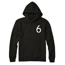 Drake Black 6 Pocket Logo Hoodie | Drake OVO Collection Drizzy Owl