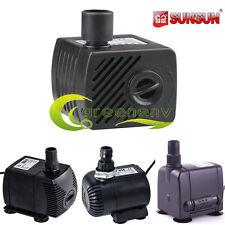 50 - 740 GPH Submersible Pump Aquarium Pond Powerhead Fountain Water Hydroponic