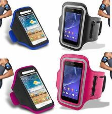 NEW FOR SPORTS RUNNING GYM ARMBAND STRAP CASE COVER FOR VARIOUS NOKIA PHONES