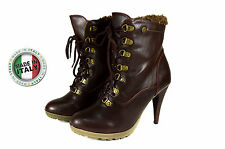 Miss Roberta Ladies Ankle Boots Autumn Boots Size 38/39/40
