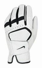 New Nike Dura Feel VII Men's Golf Glove GG0421 - White - Pick Hand and Size