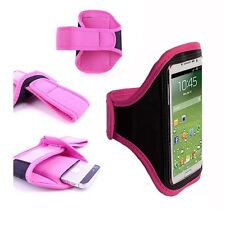 Pink Running Sport Armband GYM Skin Case Cover House for Phones 2015 hot model