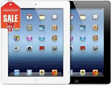 Apple iPad 3rd gen 16GB Wifi Tablet (Black or White) Retina Display - GOOD (R-D)