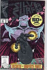 MARVEL COMICS THE SILVER SURFER #50