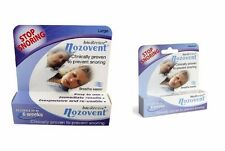 ツBEST PRICE! NOZOVENT ANTI SNORING DEVICE ANTISNORING LARGE & MEDIUM CHOOSE SIZE