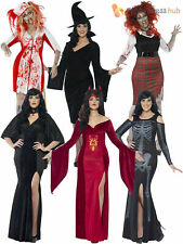 """Ladies Plus Size Halloween Costumes  """"Curves"""" Sexy Womens Fancy Dress Size 16-30"""