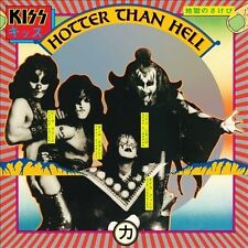Kiss *New/Sealed* Hotter Than Hell * 180 Gram Vinyl LP 2014