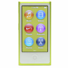 Apple iPod Nano 7th Generation - 16GB Touch (Latest Model) Yellow