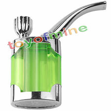 Green Quality Living Water Core Smoke Tobacco Filter Tar Cigarette Holder Filter