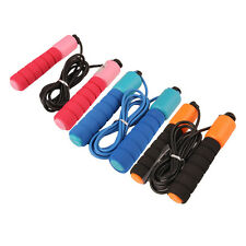Skipping Jumping Rope Digital Counter Foam Handle Speed Excercise Fitness Sport