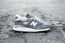 New Balance 998 M998CH MADE IN THE USA Grey Gray Sold Out 8.5 11.5
