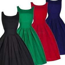 Sexy Women Party Dress Ball Gown Formal Bridesmaid Cocktail Pleated Dress  A31
