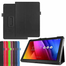 Leather Stand Flip Magnetic Smart Back Case Cover Skin For Asus Zenpad 10 Z300C